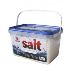 Гранулированная соль для посудомоечных машин